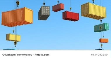 Containergrößen