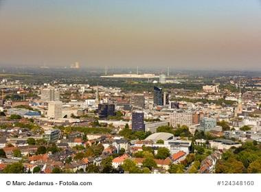 Dortmund Luftaufnahme