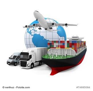 Umzugsunternehmen, Verschiffung,
