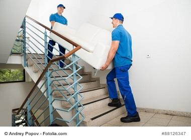 Leistungen einer Möbelspedition