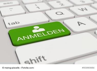 Tastatur, Anmeldungen, personenbezogenen Daten