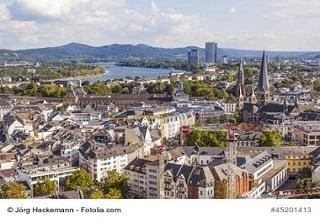 Umzug von, in und nach Bonn