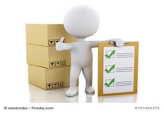 Umzug Checkliste