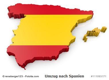 Umzug nach Spanien