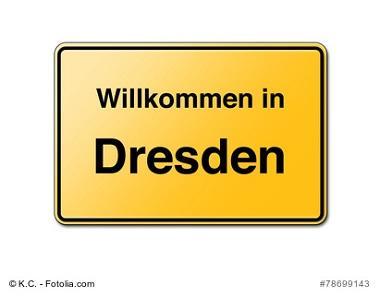 Dresden Schild
