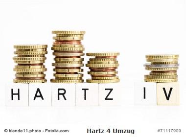 Hartz 4 Umzugskosten