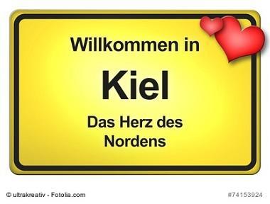 Willkommengruß Kiel