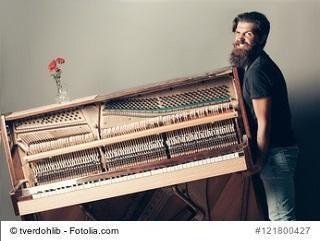Klavier- und Flügeltransporte