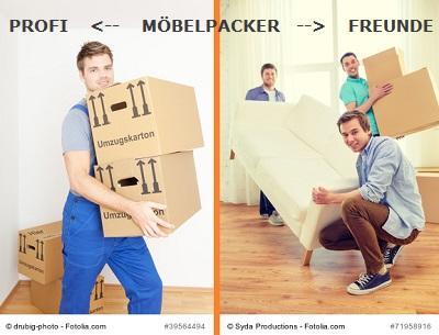 Möbelpacker