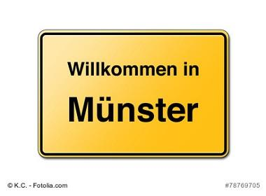 Münster Schild